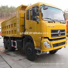 famous brand 2017 china dongfeng 10 wheel tipper dump truck
