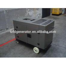 A venda superior CE aprovou o tipo silencioso gerador 5kW-30kW diesel fabricante famoso para a venda