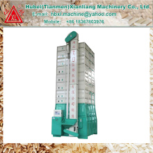 Máquina de processamento de grãos de cereais com circulação econômica