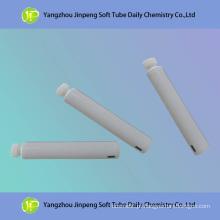 Alumínio e tubo de plástico embalagens de cosméticos sem impressão