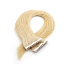 Double Drawn 100g/Piece Brazilian Virgin Hair 8-40 Inch Remy Tape in Hair Extensions Human Hair