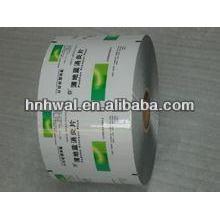 PE laminated Aluminium foil material