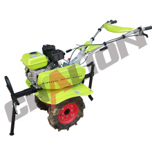 Motocultor para cultivos agrícolas