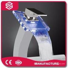 кристалл современный бассейна кран водопад умывальник кран