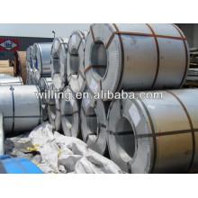 Bobina de aço de revestimento de cor de alta qualidade / bobina de aço revestida 2014