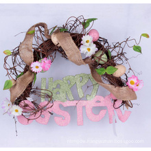 Trendy outdoor easter egg decoration