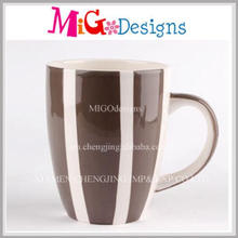 Low Price Wholesale Ceramic Coffee with Hand Cup