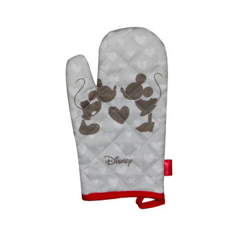 2018 Kefei Hot Style Beautiful Design Double Handed Oven Mitt