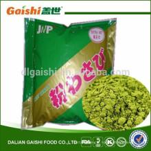 La poudre de wasabi la plus populaire 1kg pour l'assaisonnement de sushi