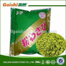 O mais popular pó de wasabi 1 kg para tempero de sushi
