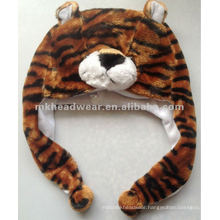 New coming plush animal hat novelty hat