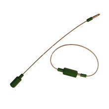 vedações de cabos vedações de fios de aço