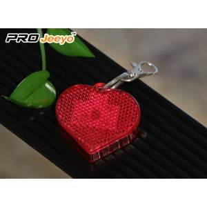 Torba dziecięca LED Safety Safety Red Keychain