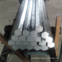 S20c Ss400 Cold Drawn Steel Hexagon Bar