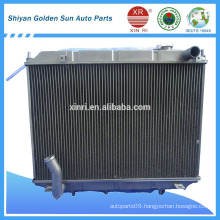 1301010-LZA101 Full Aluminum Radiator for China Truck Parts Radiator in Vietnam Market