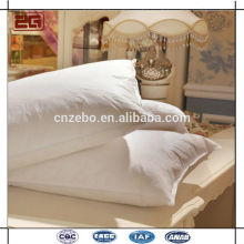 Top Supplier en Guangzhou Luxury 90% Goose Down Almohadas para el Hotel al por mayor