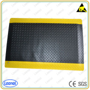 LN-418E ESD rubber floor mat use for electronic industrial