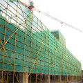Golder supplier made construction building scaffolding mesh for USA market