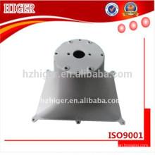couverture d'éclairage / pièces d'éclairage en aluminium / pièces en aluminium