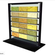 Плиточный Полка Дисплея Стеллажа Для Выставки Товаров Металла