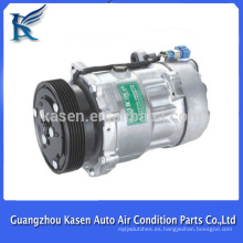 Compresor sanden r134a sd7v16 para VW SEAT 1100,1137,1H0820803DW, WO1H0820803D, 95NW19D629CB, 95NW19D629CC