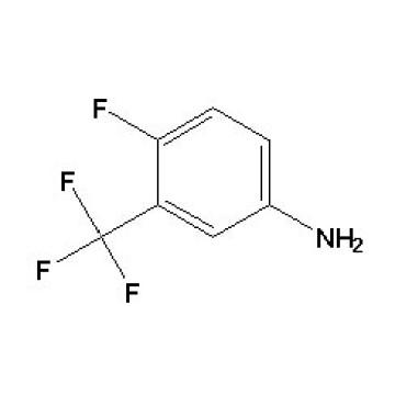 4-Fluoro-3- (trifluorométhyl) Aniline N ° CAS 2357-47-3