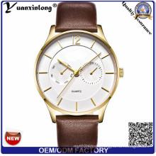 Yxl-564 Stainless Steel Man Custom Watch Classic Slim Watch