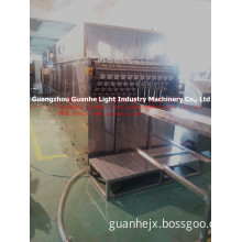 Auto Bottle Washing Machine with Drying (for Glass Bottles) (GHHXP-8-12)