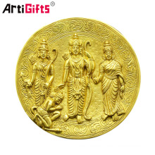 Artigifts Promotion Gold plateó la moneda de encargo barata del desafío del metal para la venta