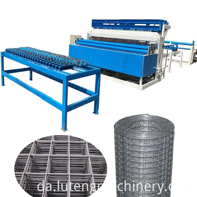 Welded Wire Mesh Machine Price
