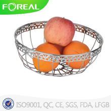 Hot Selling Metal Wire Fruit Basket