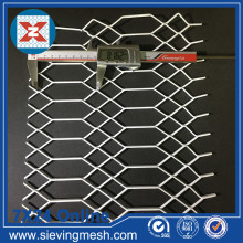 Mesh Plated Hexagonal Steel