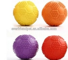 New! rubber football chew dog toy/toy for dogs