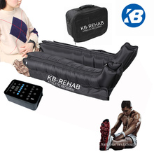 New 2021` normatec sports drill 6 chambers health medical care compression boots foot leg massager leg recovery boots