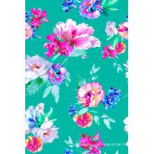 Digital Print Nylon Stoff für Damen Bademode (ASQ098)