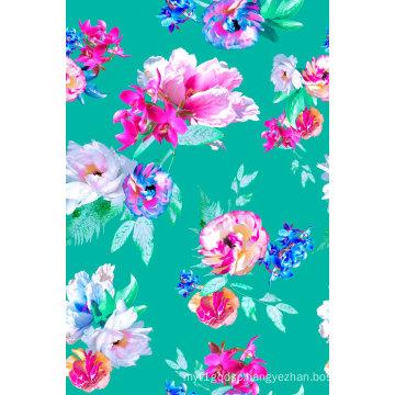 Digital Print Nylon Fabric for Women′s Swimwear (ASQ098)