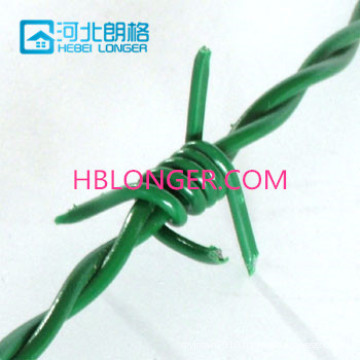 Barbed Wire (Galvanized and PVC Coated)
