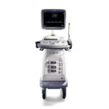 Sistema de carro de ultrasonido escáner ultrasónico Doppler blanco negro (SC-A8)