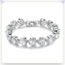 Bracelete de cobre acessórios de moda jóia de cristal (AB252)