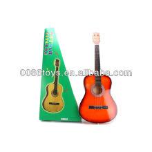Гитары, сделанные в Китае Деревянные игрушки Оптовые гитары