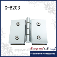 2016 New product - 180 degree glass to glass hinge for Shower Door