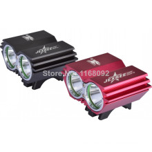 2500 Lumen Led Flashlight JEXREE CREE XM-L2 Bike light