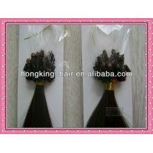Extension de boucle micro indienne remy cheveux