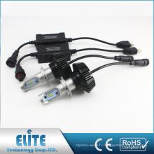 Le phare de voiture de G7 H8 H7 H11 H10 H16JP LED automatique des pièces 4000lm 6500k DC12V 24V Super Brightness faisceau unique blanc