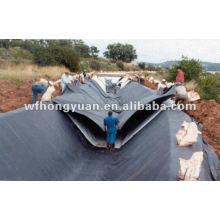 EPDM Pond Liner / Géomembrane 4m de large 45mil