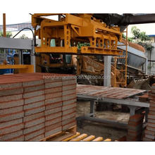 concrete hollow block paver brick Palletizer machine Brick stacker