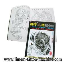 Livre de tatouage de 2013 / conception de tatouage de mode Fourniture de tatouage Nouvelle mode