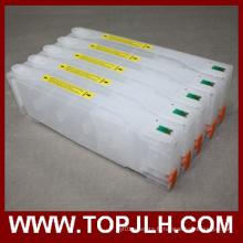 pour Epson 7710 9710 cartouche vide réutilisable imprimante jet d'encre fongibles
