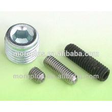 Made in Taiwan Edelstahl Kupfer Standard Schraube Sockel Satz Schraube