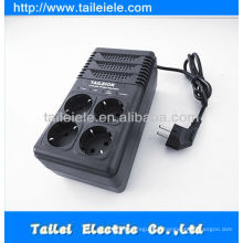 Euro socket AC relay control automatic voltage regulator